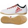 Hallenschuhe adidas X Tango 17.4 IN Jr CP9053 weiß
