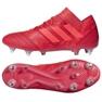 Fußballschuhe adidas Nemeziz 17.1 Sg M CP8944 rot rot