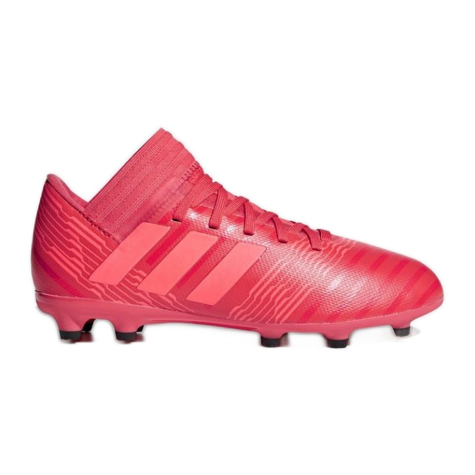 Fußballschuhe adidas Nemeziz 17.3 Fg Jr CP9166 rot rot