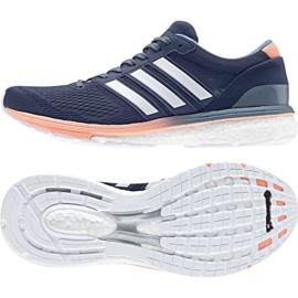 Schwarz Laufschuhe adidas Runfalcon W F36216 ButyModne.pl