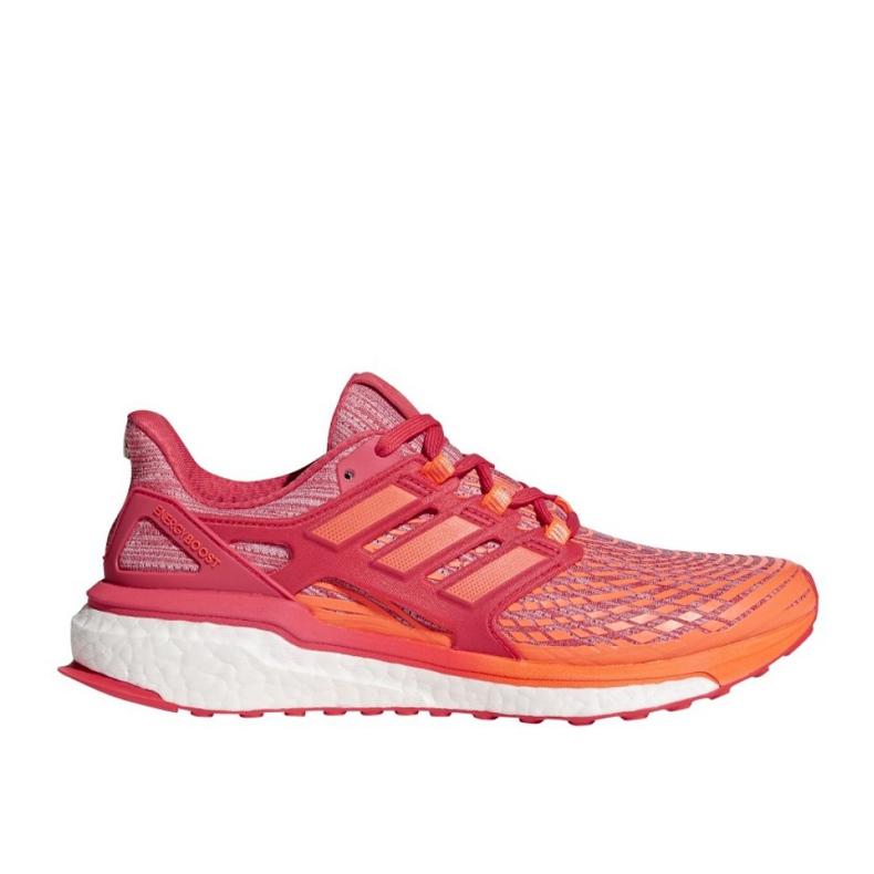 Laufschuhe adidas Energy Boost W CG3969 rot