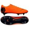 Nike Mercurial Vapor 12 Academy Sg Pro M AH7376-810 Fußballschuhe orange orange