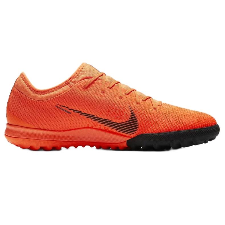 Nike Mercurial Vapor 12 Pro Tf M AH7388-810 Fußballschuhe orange orange
