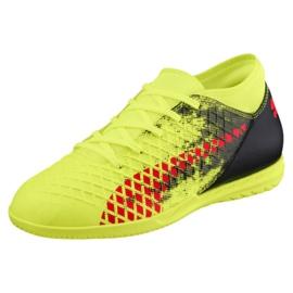Reebok Fußballschuhe Puma Future 18.4 It Jr 104337 01 gelb gelb