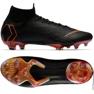 Fußballschuhe Nike Mercurial Superfly 6 schwarz schwarz