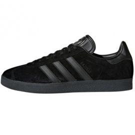 Rot Adidas Originals Gazelle M S76228 Schuhe ButyModne.pl