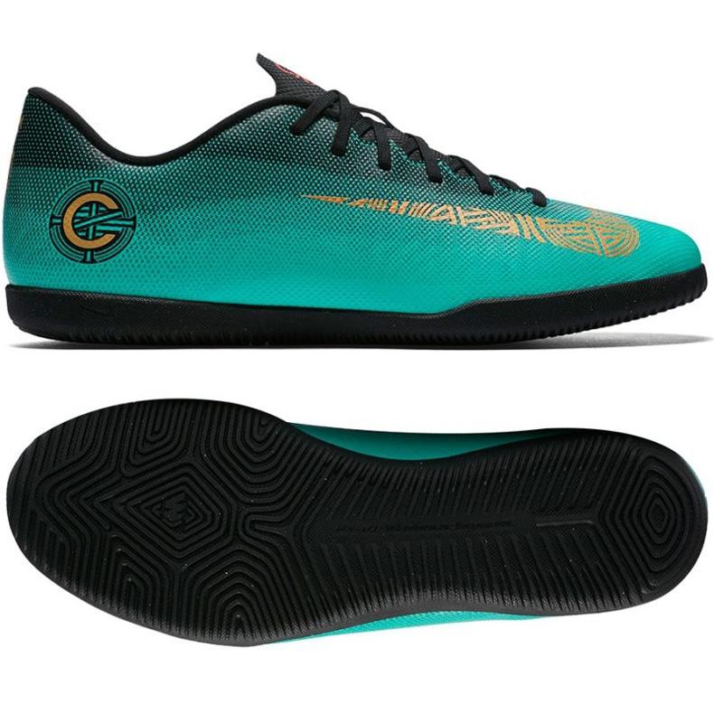 Nike Mercurial Vapor 12 Fußballschuhe grün
