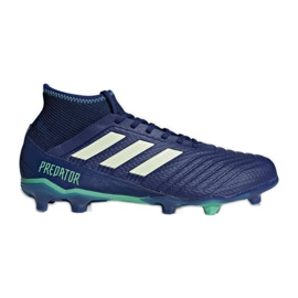 Fußballschuhe adidas Predator 18.3 Fg M CP9304 blau blau