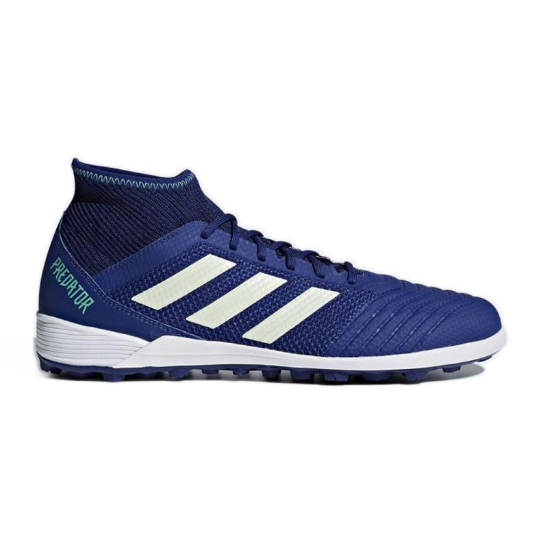 Fußballschuhe adidas Predator Tango 18.3 Tf M CP9280 blau blau