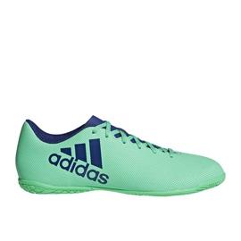 Adidas X Tango 17.4 In M Hallenschuhe grün