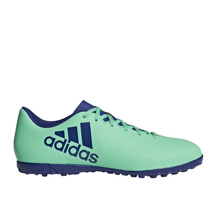 Adidas X Tango 17.4 TF M CP9148 Fußballschuhe grün