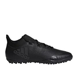 Adidas X Tango 17.3 TF M CP9138 Fußballschuhe schwarz