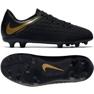 Fußballschuhe Nike Hypervenom Phantom 3Club Fg Jr AJ4146-090 schwarz schwarz