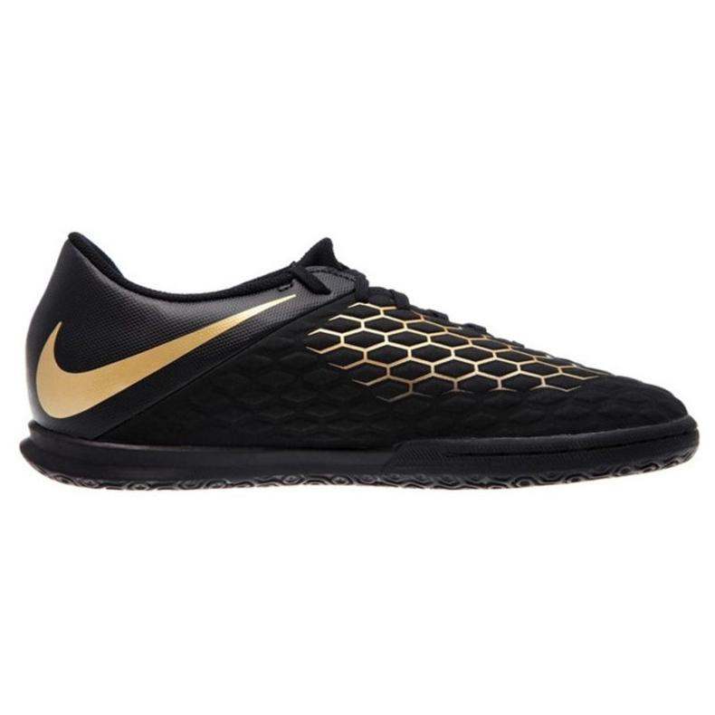 Nike Hypervenom Phantomx 3 Hallenschuhe schwarz