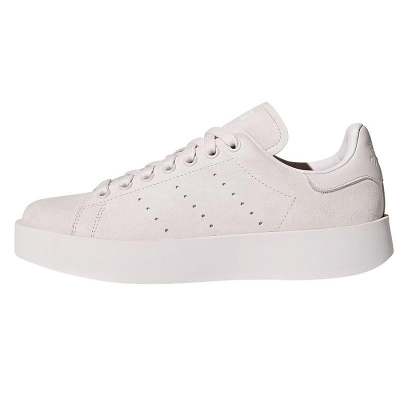 Braun Adidas Originals Schuhe Stan Smith Bold W DA8641