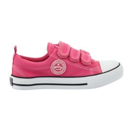 American Club pink Amerikanische Turnschuhe Turnschuhe Kinderschuhe