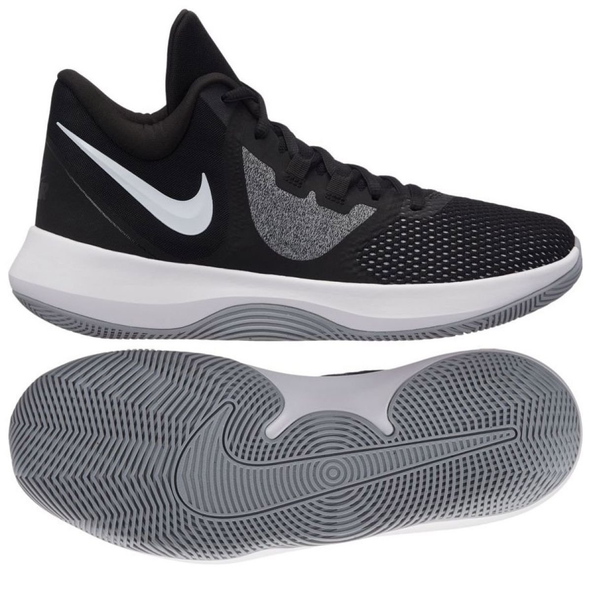 Nike Precision M 001 Air Aa7069 Basketballschuhe Ii TF3lKu1Jc