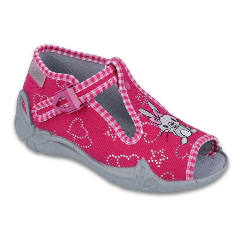 Befado Kinderschuhe 213P105 pink