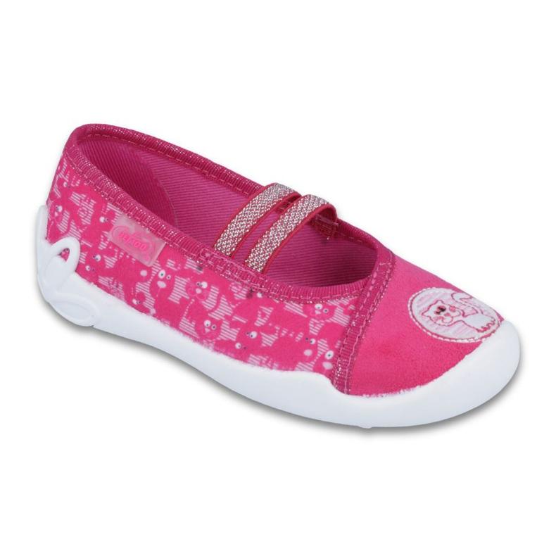 Befado Kinderschuhe 116X242 pink