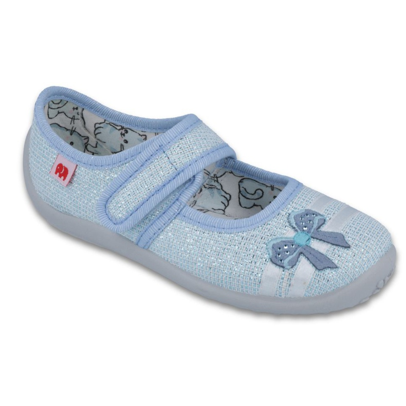 Befado Kinderschuhe 945X309 blau