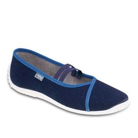 Befado Jugend Schuhe 345Q158 marine