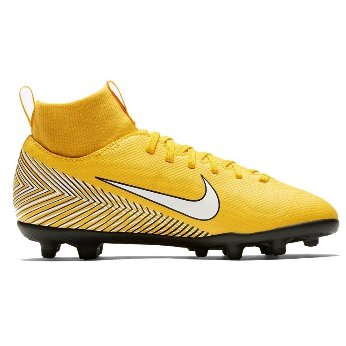 new product f5064 318e6 Nike Mercurial Superfly 6 Club Fußballschuhe Neymar Mg Jr AO2888-710