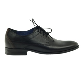 Schwarze Schuhe von Nikopol 1677