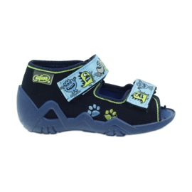 Befado Kinderschuhe Sandalen Hausschuhe 250P076