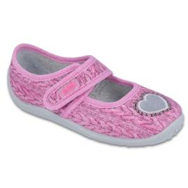 Pink Befado Kinderschuhe 945X325