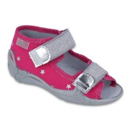 Befado Kinderschuhe 242P085 pink