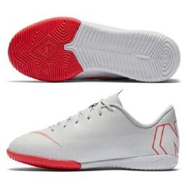 Nike VaporX 12 Club (IC) Indoor AH7385 070 Grau Herren