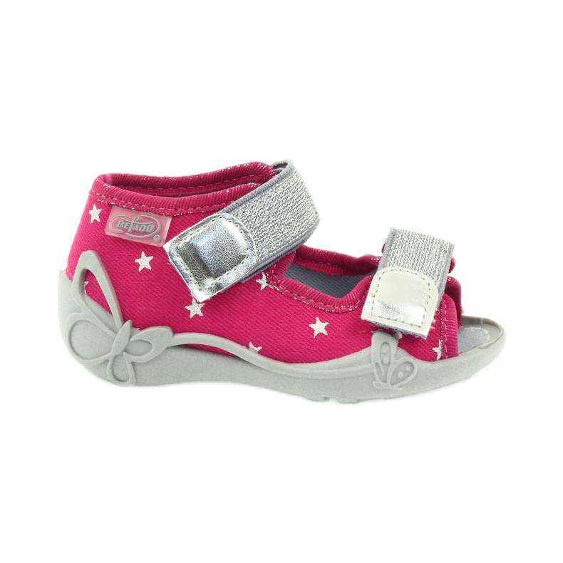 Befado Kinderschuhe Sandalen Hausschuhe 242p085