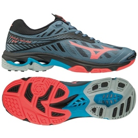 Volleyball Schuhe Mizuno Wave Beleuchtung Z4 W V1GC180065