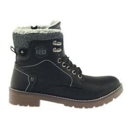 Schwarz DK2025 geklebte Schuhe
