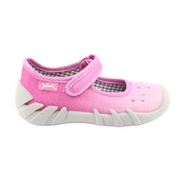 Befado Kinderschuhe 109P171 pink
