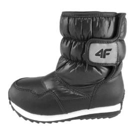 Winterschuhe 4f Jr HJZ18-JOBDW001 schwarz