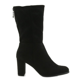 Stiefel schwarz Stiefel Sergio Leone