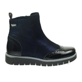 Ren But Warme Stiefel Ren Boot 4379 Marineblau