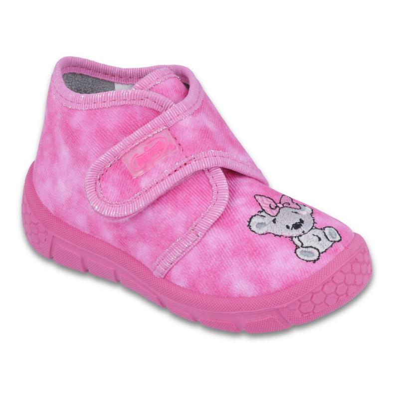 Befado Kinderschuhe 529P063 pink