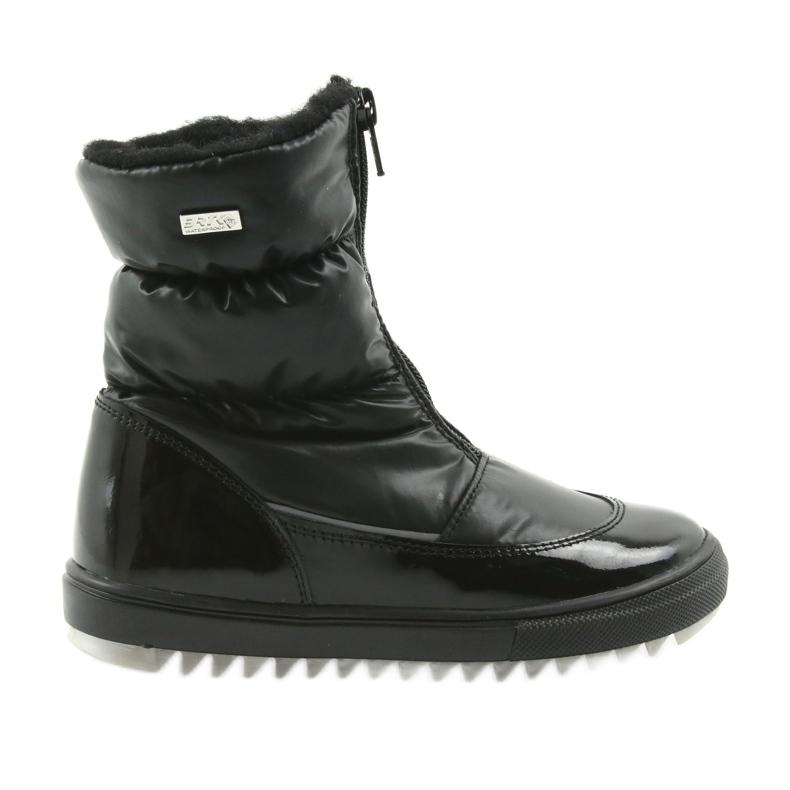 Stiefel mit einer Membran Bartek 44405 schwarz