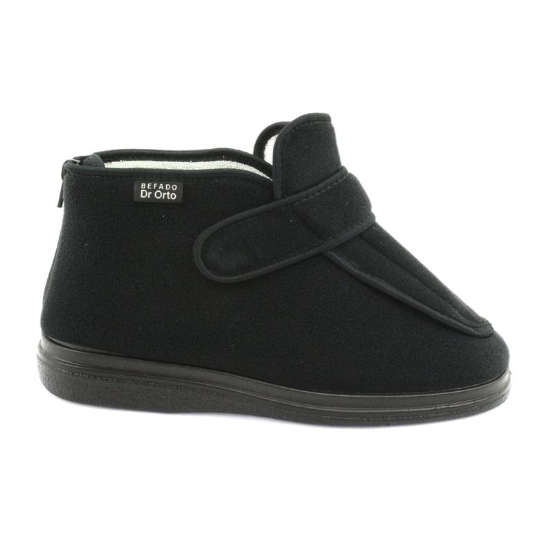 Befado Schuhe DR ORTO 987D002 schwarz