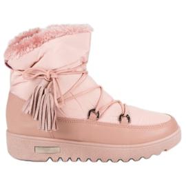 Pink MCKEYLOR Schneeschuhe