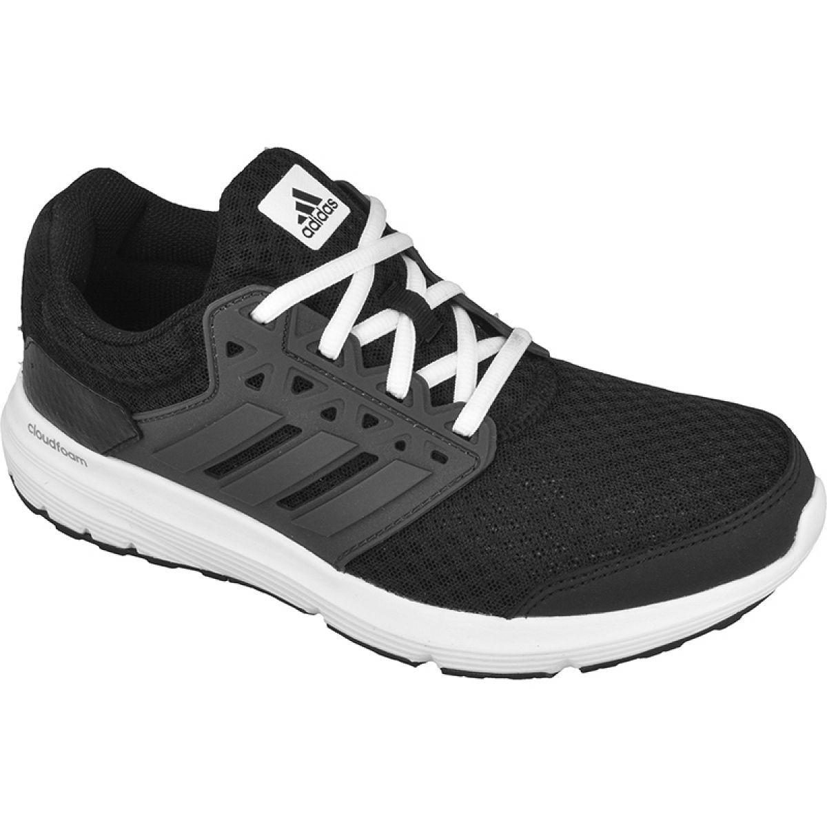 Schwarz Adidas Galaxy 3 W BB4365 Schuhe