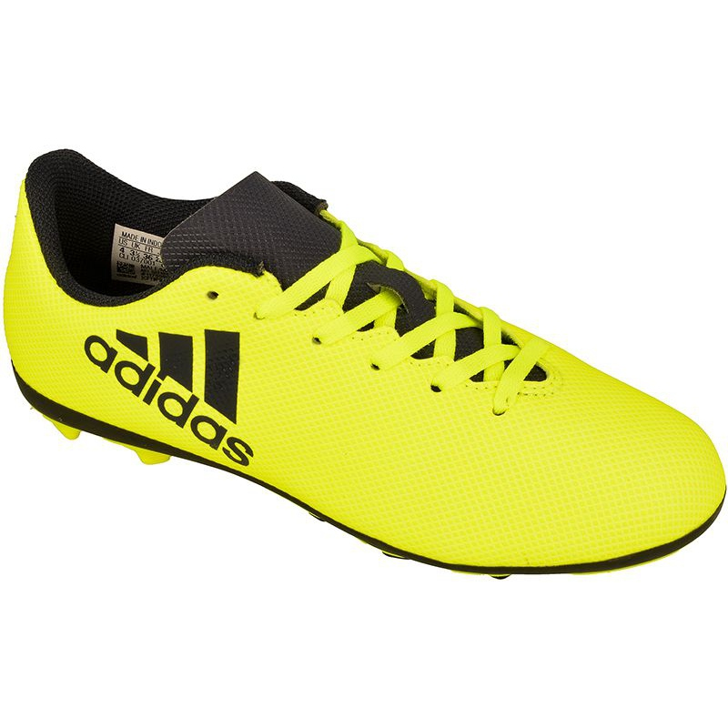 adidas X 17.4 FxG J Kinder Fußballschuhe CP9015 weiß rot