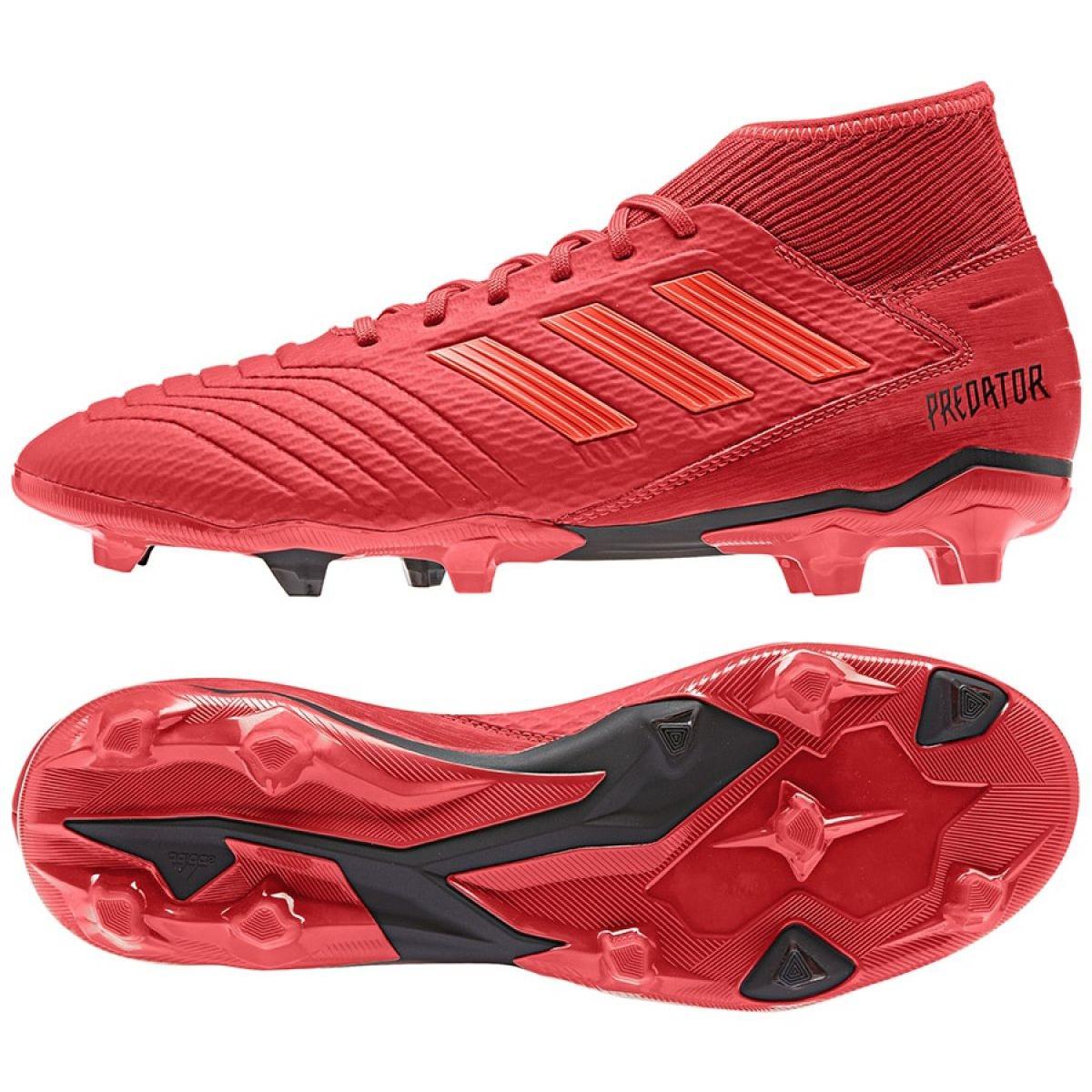 Chaussures de foot ADIDAS ProugeATOR 19.3 FG M bb9334