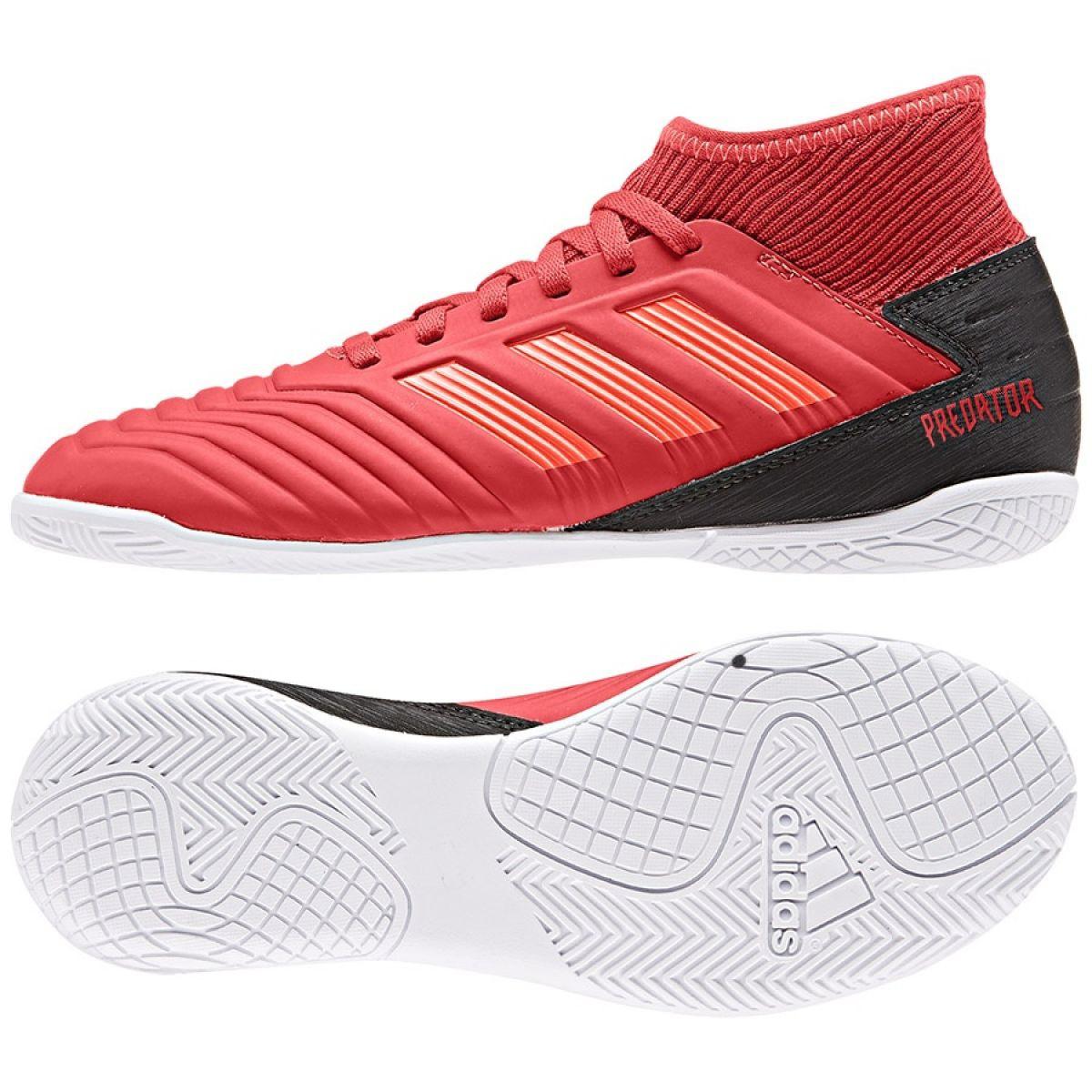 3 Indoor Adidas Jr Predator Cm8544 Schuhe 19 In xBthQdosrC