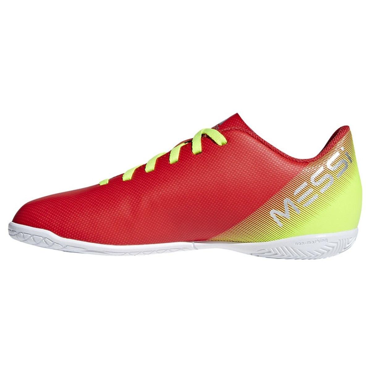 JrCm8639 Messi Schuhe In Indoor 18 Adidas 4 Nemeziz W2E9HYDI