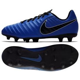 Fußballschuhe Nike Jnr Tiempo Legend 7 Club Mg Jr AO2300-400
