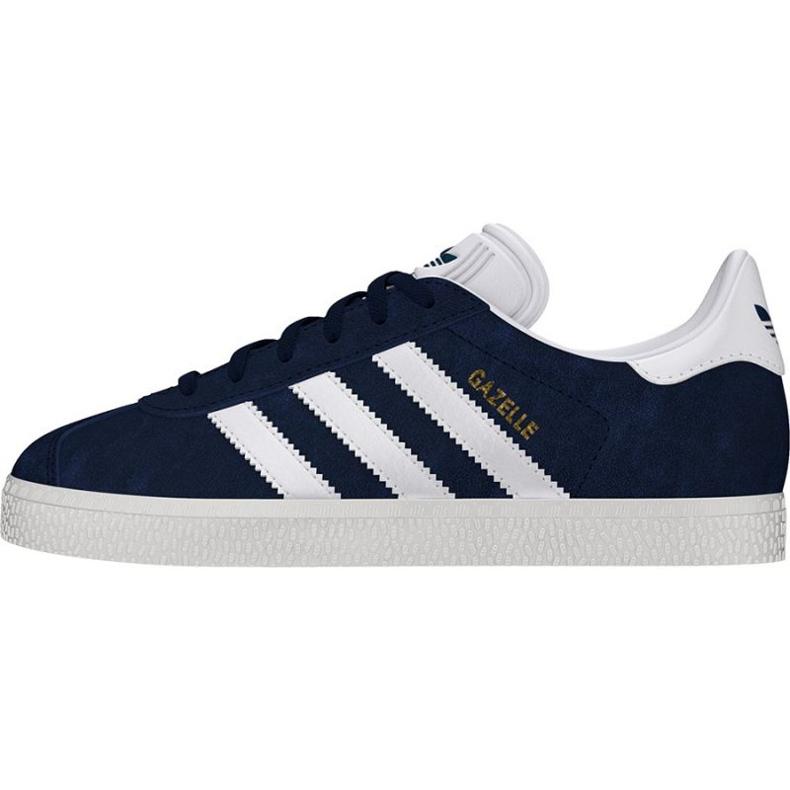 Originals By9144 Gazelle Marine Butymodne pl Jr Adidas