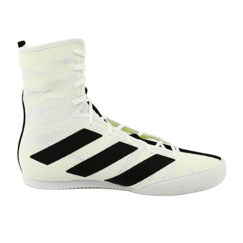 Adidas Box Hog Plus Boxschuhe weiß